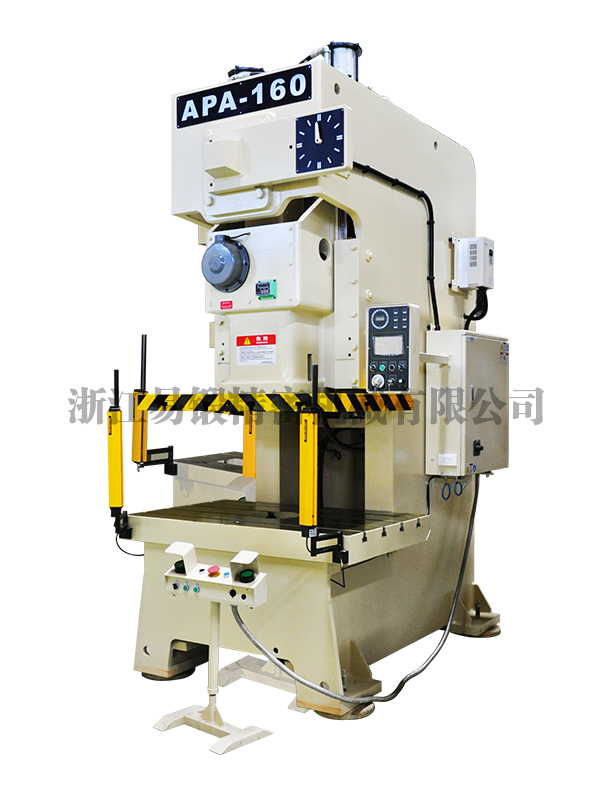 APA-160高精密强力钢架冲床